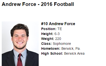 Andrew Force