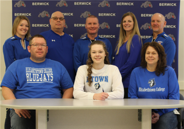 ISENBERG COMMITS TO ELIZABETHTOWN