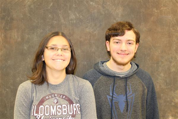 Students of the Month- December
