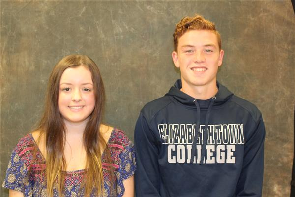 Students of the Month-October